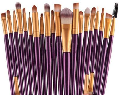 Cosmetic Makeup Brushes 20pcs ( NOTE CROSSPOSTED)