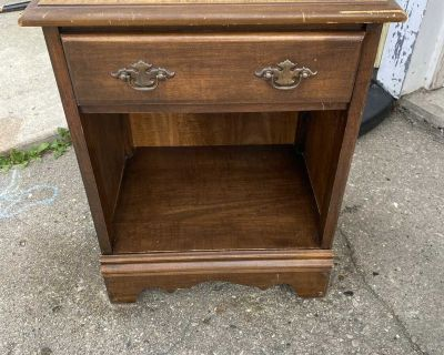 Night stand 20 W 2ft tall 14 D