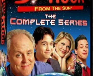 3rd Rock from the Sun all 6 seasons.