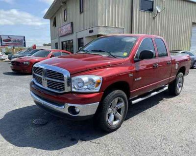 2008 Dodge Ram 1500 Quad Cab for sale