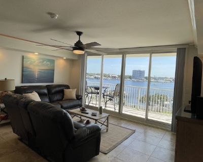 Oceanfront VIEW, private pool, gym, and so much more! - Holiday Isle