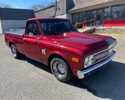 1968 Chevrolet Tow Truck