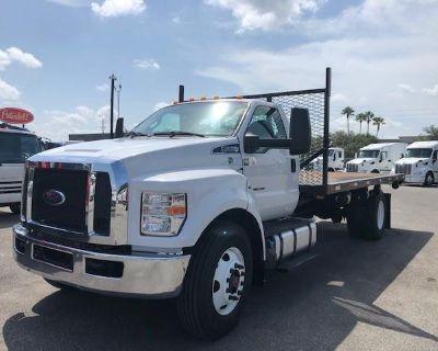 2018 FORD F650 Dump Trucks Truck