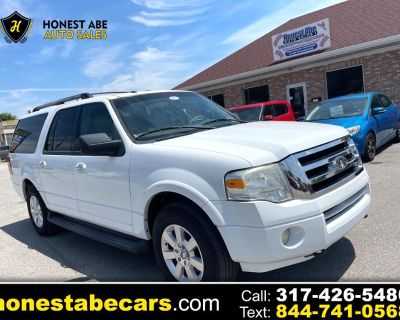 Used 2010 Ford Expedition EL XLT 4WD