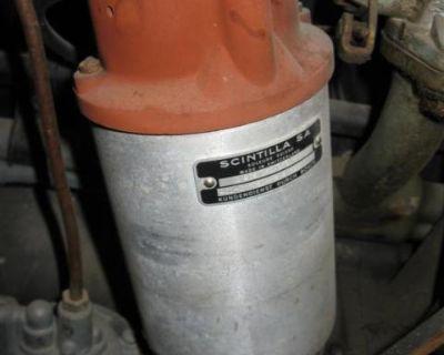[WTB] point cap rotor Bosch Scintilla industrial magneto