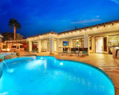 Santana: Pool, Spa, Fire Pit, Sand Box - Indio