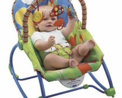 Fisher Price Baby Rocker and Vibration/music