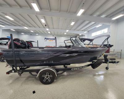 2022 Crestliner 1850 SPORTFISH WT Aluminum Fish Boats Kaukauna, WI