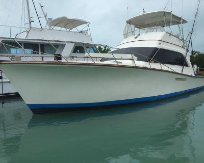 KEY WEST LIVIN' Beautiful 50' Yacht with 3 Bed, 2 Bath sleeps 6. - Stock Island