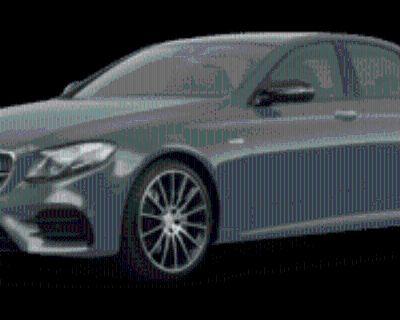 2019 Mercedes-Benz E-Class AMG E 53 4MATIC+ Sedan