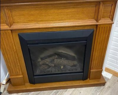Electric Fireplace for Corner locations.