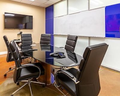 Private Meeting Room for 1 at Upscale meeting/office space