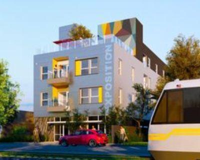 1073 Exposition Boulevard #201, Los Angeles, CA 90007 3 Bedroom Apartment