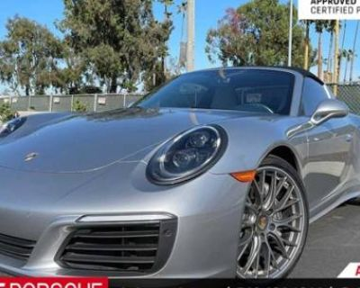 2018 Porsche 911 Targa 4