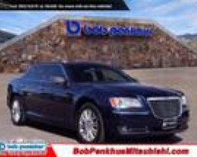 2014 Chrysler 300 Blue, 77K miles