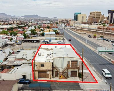 Warehouse and Office Space on Paisano