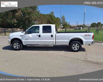 2006 Ford F250 Super Duty Crew Cab for sale