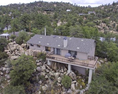Stunning mountain views, secluded yet just minutes from Famed Whiskey Row - Prescott