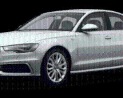 2012 Audi A6 Premium Plus