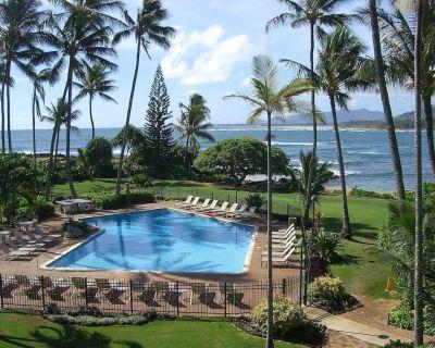 Ocean Front at Lae Nani Resort - From $125/night - Kapaa