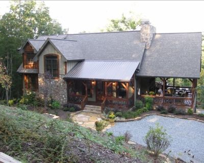 Amazing Grace Luxury Lodge- Incredible Views 4 Acres Privacy & Wi-fi - Scenic Heights