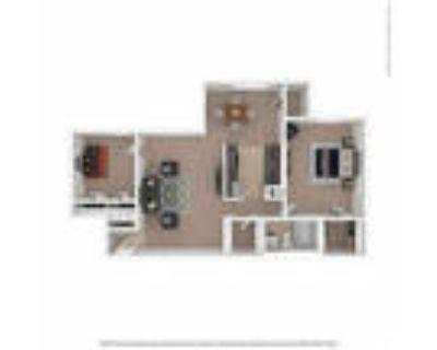 Oakton Park Apartments - 1 BEDROOM/DEN (1D)