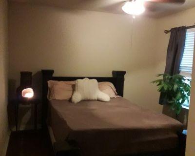 Master bedroom & bath for rent