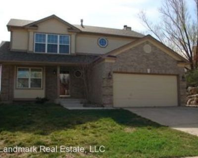 780 Crown Point Dr, Colorado Springs, CO 80906 4 Bedroom House