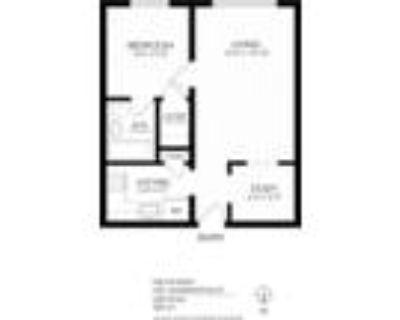 The Raleigh - 1 Bedroom-Hardwood