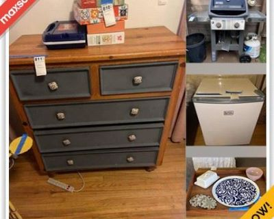 Santa Monica Moving Online Auction - 18th Street (CONDO)