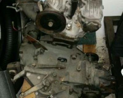 Lancia Scorpion Motor And Transmission