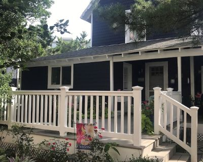 OCEANBLOCK! LINENS INCLUDED!! ONE OF THE ORIGINAL DEWEY BEACH COTTAGES! DEWEY'S OLDEST HOME - RECENTLY RENOVATED - Dewey Beach