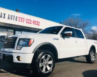 2011 Ford F-150 FX4 SuperCrew 6.5' Box 4WD