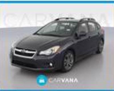 2014 Subaru Impreza Gray, 74K miles