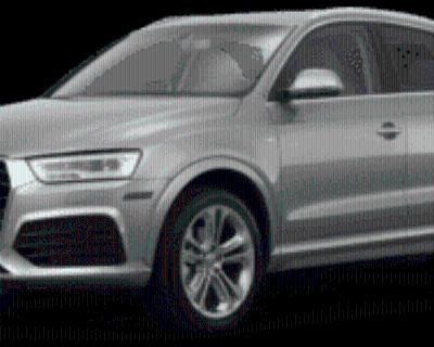2017 Audi Q3 Prestige