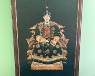 Asian Art/Collectibles, Signed Art Glass, Baccarat & More in Niles (Treadway)