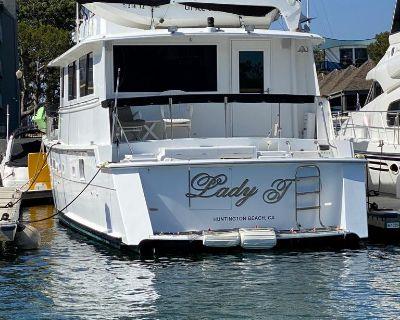 1986 Hatteras 70 Motor Yacht