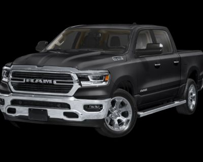 New 2021 Ram 1500 Big Horn/Lone Star With Navigation & 4WD