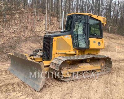 2006 JOHN DEERE 650J.LGP Dozers, Crawler Tractors
