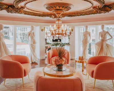 The Couturiere - A Stunning 3 Story, Natural Light, Photo/Video, Designer Inspired Atelier off Union Square, San Francisco, CA