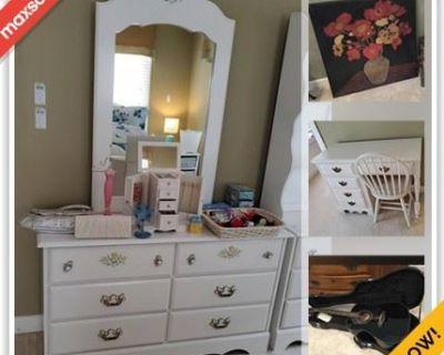 Leesburg Moving Online Auction - Fairway Oaks Sq