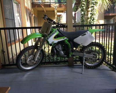 1998 Kawasaki KX 250