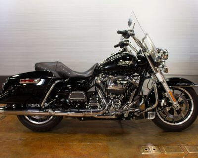 Pre-Owned 2019 Harley-Davidson Road King Touring FLHR
