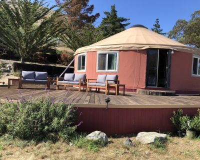 Yurt by The Sea - Cayucos