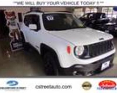 Used 2017 JEEP Renegade For Sale