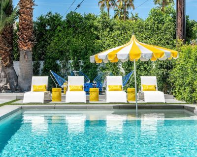 PS Smile - Our Happy Place in the Heart of Palm Springs! - Twin Palms