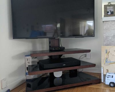 """Tv mount stand - holds up to 70"""" TV"""
