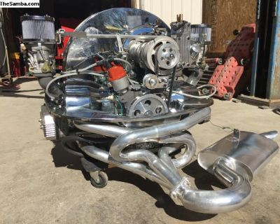 vw 1600, 1641, 1776, 1835 or 1915 Complete Engine