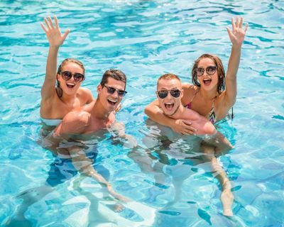 Pool   Smart TV   BBQ   Hot Tub   Game Room   Movie Room   Events Allowed - Kissimmee