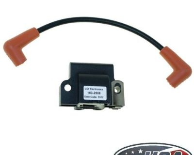 Ignition Coil For Johnson Evinrude 4 - 300 Hp Cdi 183-2508 Rplcs 18-5179 582508